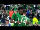Ирландия - Уругвай 2:1. Сайрус Кристи