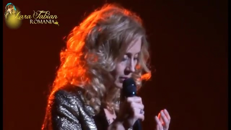 Lara Fabian - Sil ne reste quun ami (Bruxelles - 17.12.2016)