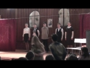 Театральный фестиваль в Гимназии №2. Республика ШКИД. 7 В, часть 1