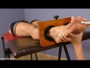 Tickled and Foot Worshipped Jannet