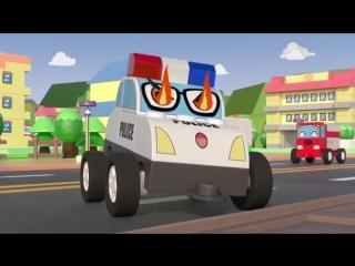ЧиЧиЛэнд - Придется потрудиться - Мультики про машинки и паровозики для детей
