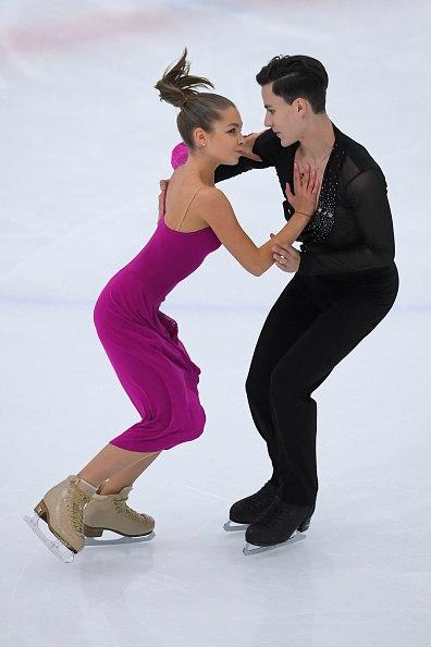 Анастасия Шпилевая - Григорий Смирнов/ танцы на льду - Страница 6 TUSO7pgCJe4