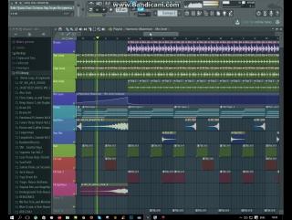 [ YL ] Процес Создание трека [ ♔ Kaif King ♔ - Perc and Glitch (Original Mix) ]
