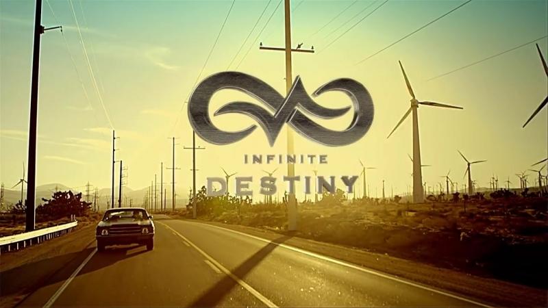 INFINITE - Destiny M_V (Ver.B)