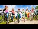 каникулы в детском лагере Экстрим