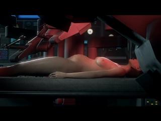 [hd] nightmare - code valentine (anime*аниме*porno*порно*sex*секс*эротика