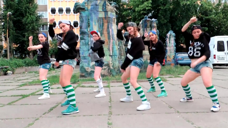LiTek, Tom Zanetti Tough Love - Uber - choreography by Julia Washetsya-Kalmikova