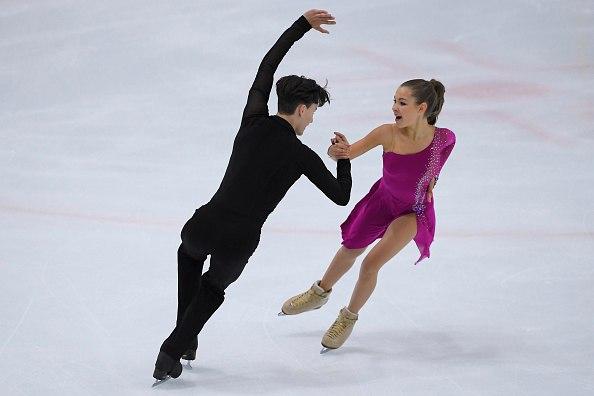 Анастасия Шпилевая - Григорий Смирнов/ танцы на льду - Страница 6 PJvBNJtw1zY