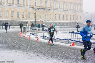 Петербургский полумарафон 2017