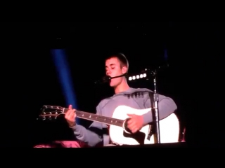 Feb 15th: Justin Bieber Performing Cold Water Live In Monterrey, Mexico