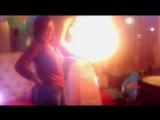 Шоу горящих пузырей