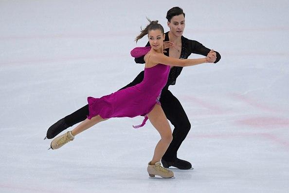 Анастасия Шпилевая - Григорий Смирнов/ танцы на льду - Страница 6 RmpelEpDGok