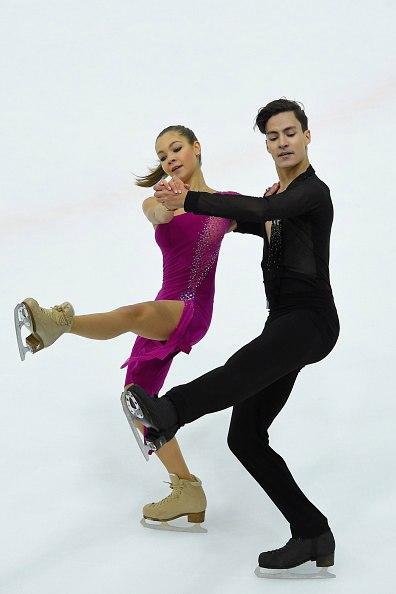 Анастасия Шпилевая - Григорий Смирнов/ танцы на льду - Страница 6 9leMGx2qJe8
