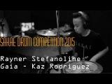 #SakaeDrumCompetition2015 Rayner Stefanoline - Gaia by Kaz Rodriguez