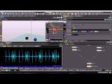 Houdini Audio Driven Animation
