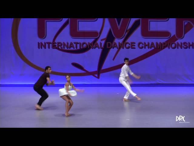 Top Senior Duet Lost Love Devon Brown, Briar Nolet, Myles Erlick Canadian Dance Company