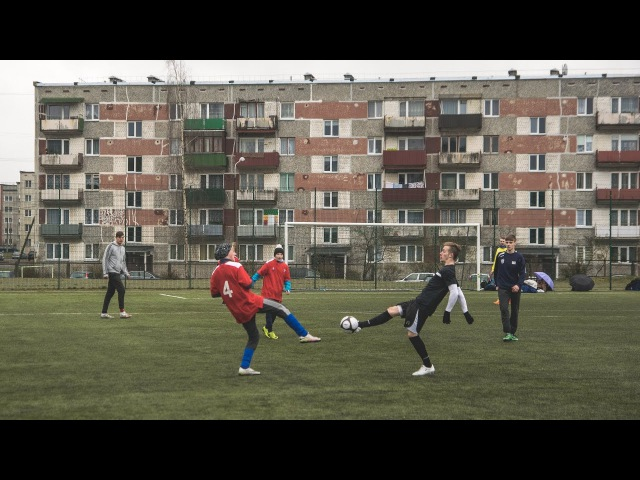 Esi Pirmais 1.posms - April 2017 FOOTBALL
