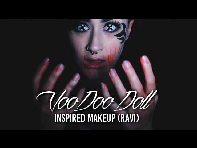 KPOP HALLOWEEN EP1 VIXX VOODOO DOLL INSPIRED MAKEUP