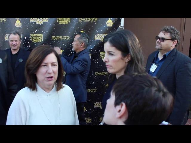 SaturnAwards 2017: Fanbase Press Chats with OUTLANDER's Toni Graphia and Maril Davis
