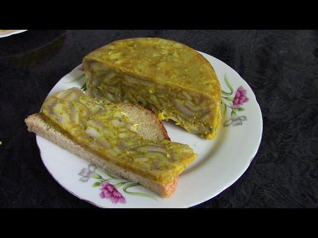 Закуска из свиных шкурок Свиная шкурка рецепт Прессованные свиные шкурки рец смотреть онлайн без регистрации
