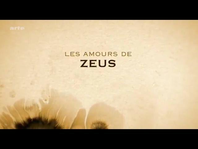 Мифы древней Греции. Зевс. Любвеобильный бог. Эпизод 02.
