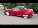Fiat Coupe 1000 AWHP tests