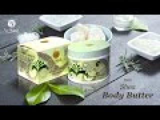 Масло для тела (Halo Shea Body Butter) - Новый продукт компании Dr. Nona