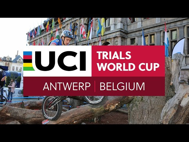 2016 UCI Trials World Cup – Antwerp (BEL)