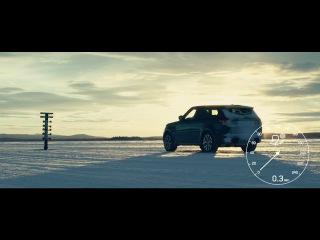 Range Rover Sport SVR   0-100km/h All-Terrain Test   Land Rover USA