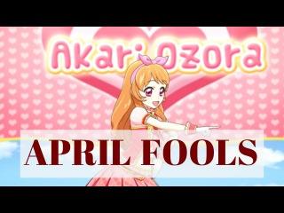 Aikatsu- Fandom Reaction to: Ozora Akari (Idol Activity Parody Cover)