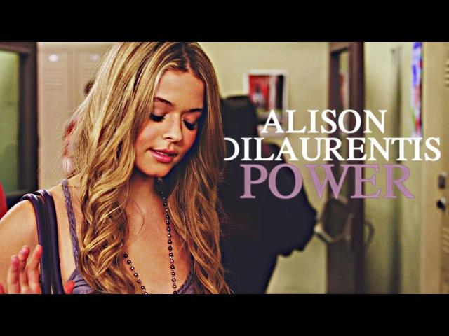 Alison dilaurentis | power