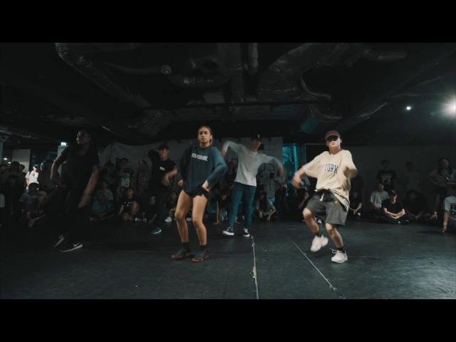 (8.7) CJ Salvador (16:30 Class) DANCE CAMP PLUS 2016