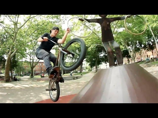 Ride BMX - Five Trick Fix - Florent Soulas Pat King - Holy Fit