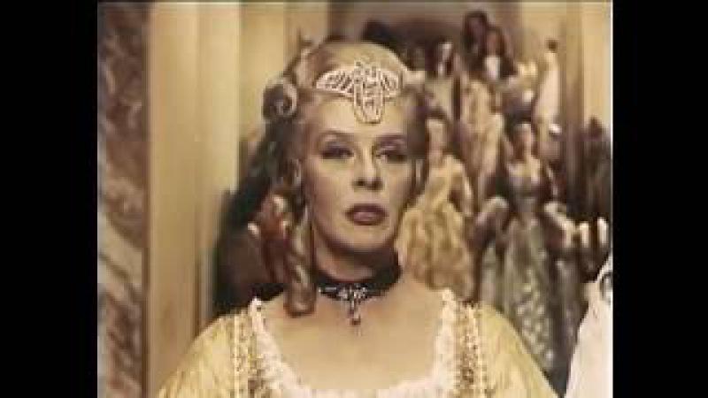 Графиня Коссель (1968) Польша, советский дубляж 1-я серия из 2-х