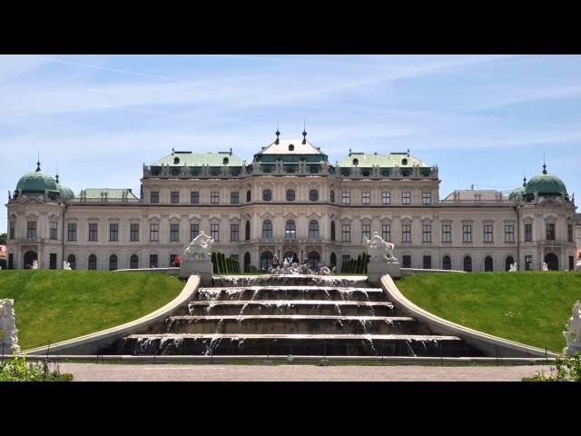Vienna: BELVEDERE/ Вена: БЕЛЬВЕДЕР