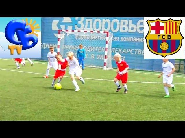 9 Мальчик в 7 лет играет в футбол делает финты забивает голы los mejores fintas y goles