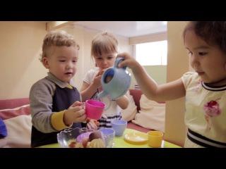 ВЕСЕЛАЯ ПЕРЕМЕНКА. Английский детский сад Киндер. Улан-Удэ