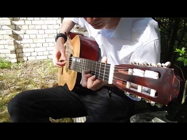 Alexander Vinitsky. Etude 5 Bossa Nova (Bad montage)