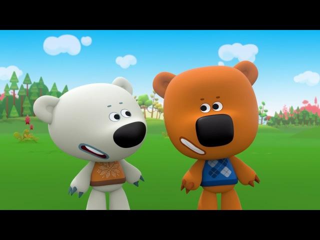 Ми-ми-мишки - Пять минут назад - Новые серии 2016! Веселые мультфильмы