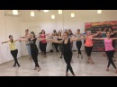 Marta Khanna lady style class in Moscow 2017