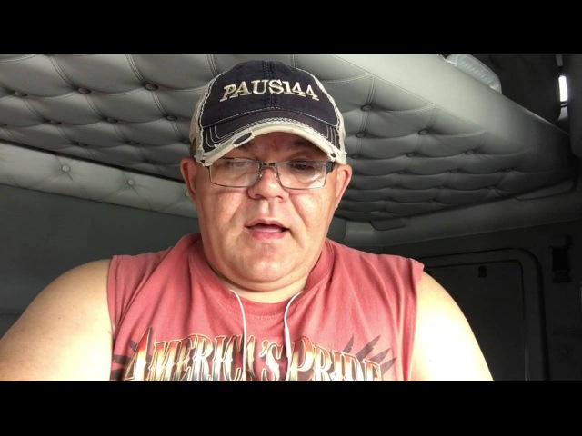 Комментарий американского дальнобойщика: ЧТО ВЫ НЕСЕТЕ, РУССКИЕ?!!
