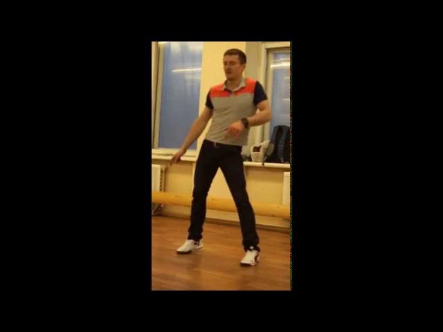Клубные танцы Урок 3 варианты продолжения связки для девушек и парней
