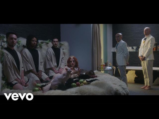 Jabberwocky - Honeymoon ft. Tessa B. (Clip Officiel) ft. Tessa B.