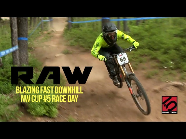 Blazing Fast Downhill! Vital RAW - NW Cup 5 Race Day