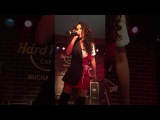 Inna - Cum ar fi (live Hard Rock Cafe Bucharest)