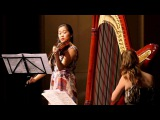 Saint Saens - Fantaisie for Violin and Harp