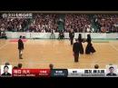 Mitsuhiro JISHIRO eD Rentaro KUNITOMO 64th All Japan KENDO Championship Semi final 61