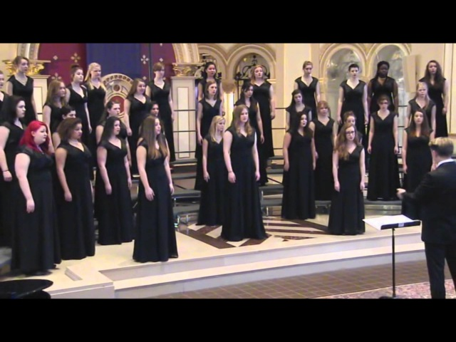 Lawrence University Cantala ACDA-North Central 2014: Seikilos by Joanne Metcalf