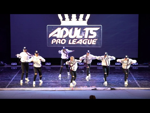 Bad girls crew | Adults pro league | LKS 2017