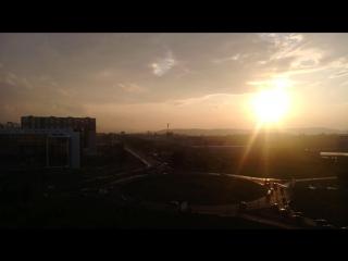 Пример вечернего HD видео HTC Desire 828
